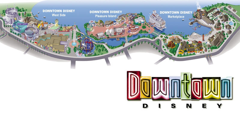 Happy Birthday to Downtown Disney! | What's Up With The Mouse? on